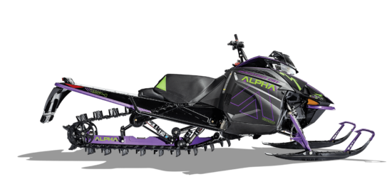 2019 Arctic Cat M8000 HARDCORE ALPHA ONE 165
