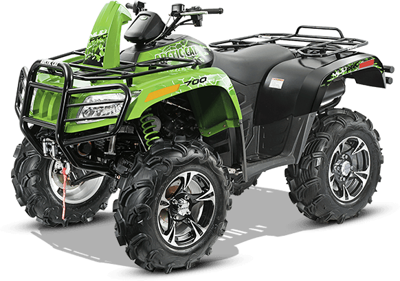 Arctic Cat MUDPRO 700 LIMITED 2014