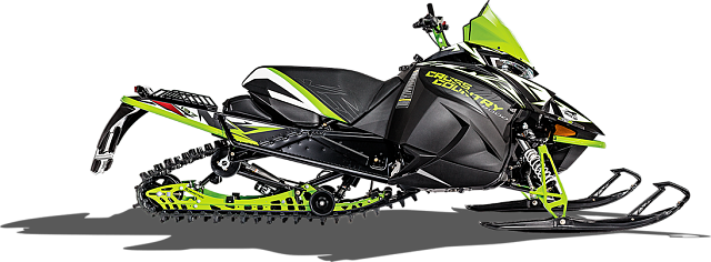 Arctic Cat XF 8000 CROSS COUNTRY LTD ES 2018