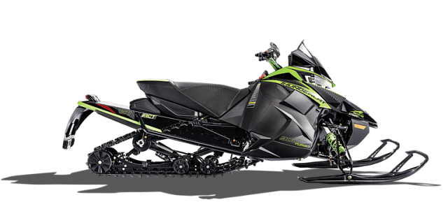 2019 Arctic Cat ZR 9000 Thundercat TURBO 137 iACT