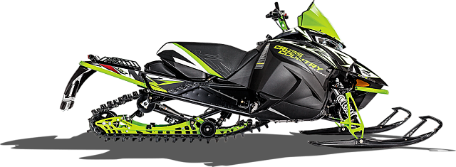 Arctic Cat XF 6000 CROSS COUNTRY LTD ES 2018