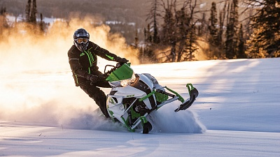 Arctic Cat M8000 162 SP ES 2017