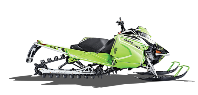 2019 Arctic Cat M 8000 162 HARD CORE EVO