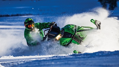 Arctic Cat M8000 162 HCMC 2017