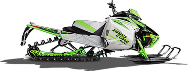 Arctic Cat M 8000 162 HARD CORE EVO 2018